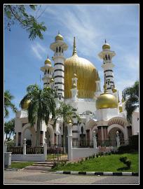 Masjid Ubudiah, Kuala Kangsar, Perak