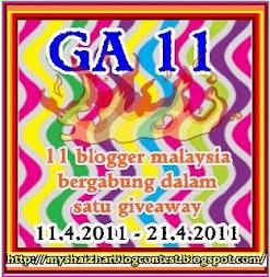 GA 11 Siri 5/11