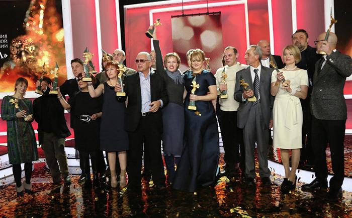 Лауреаты Золотого Орла за 2012 год