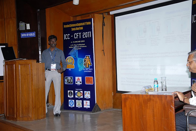 International conference at IISc