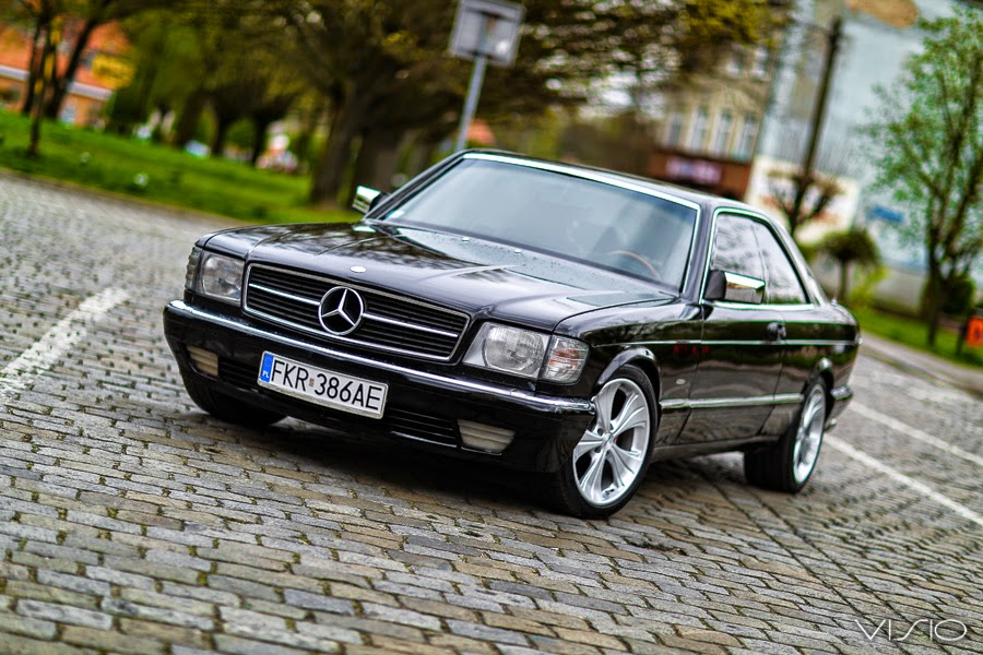 mercedes benz w126 sec class by lorinser benztuning. Black Bedroom Furniture Sets. Home Design Ideas