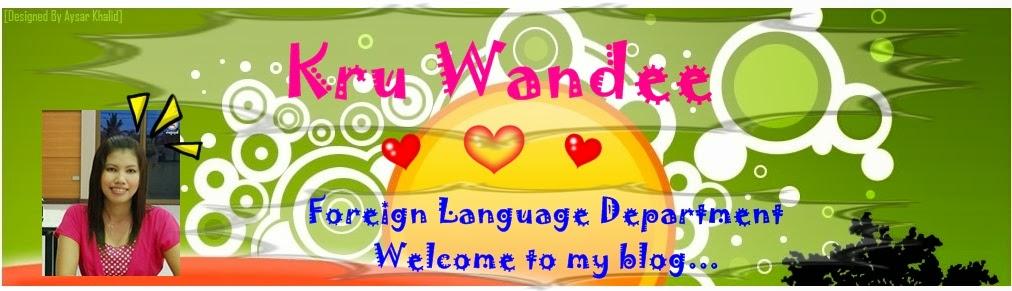Kru Wandee