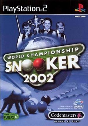world championchip snooker 2002 games cover image