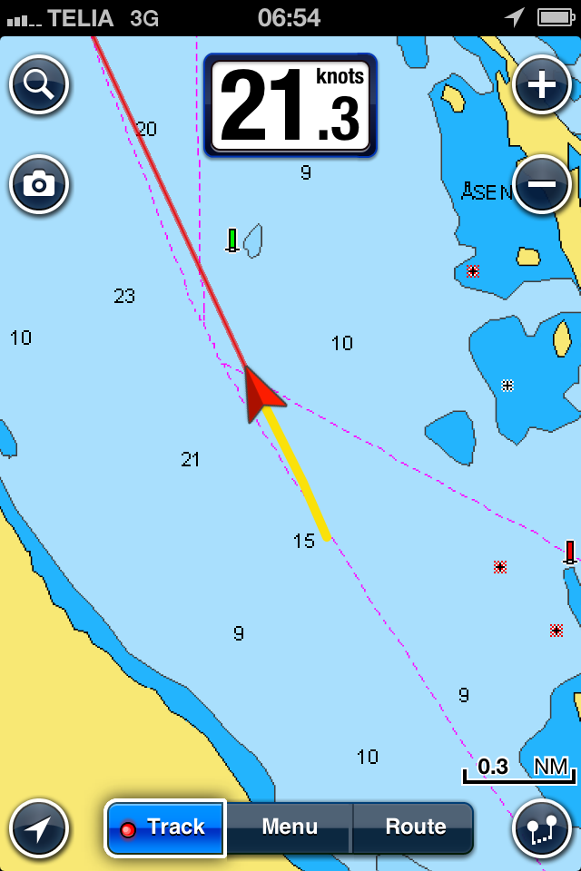 S fishing navionics iphone app for Navionics fishing app