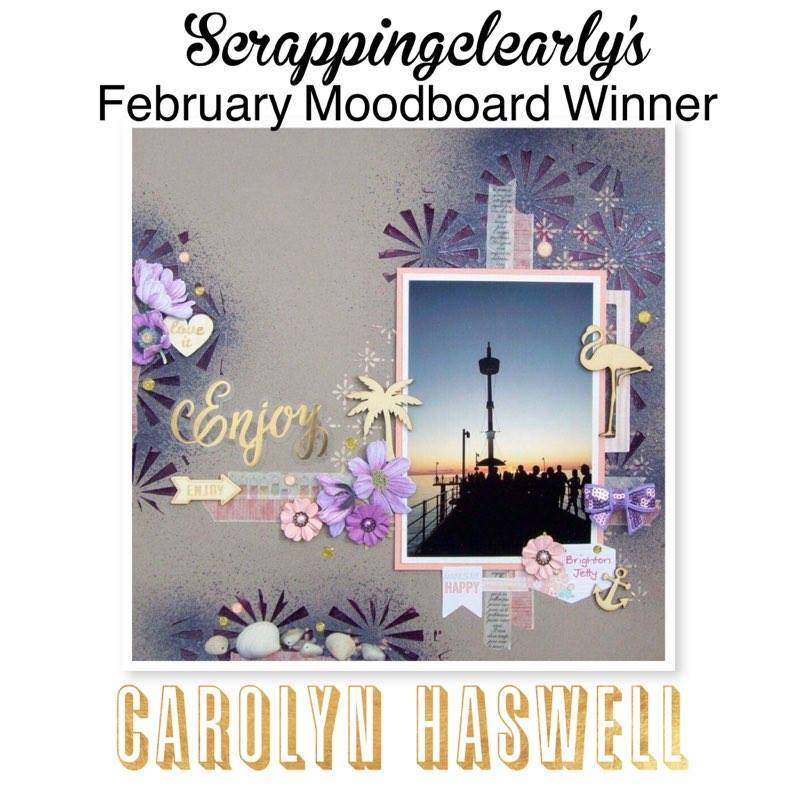 Scrapping Clearly Scrapbooking & Papercraft