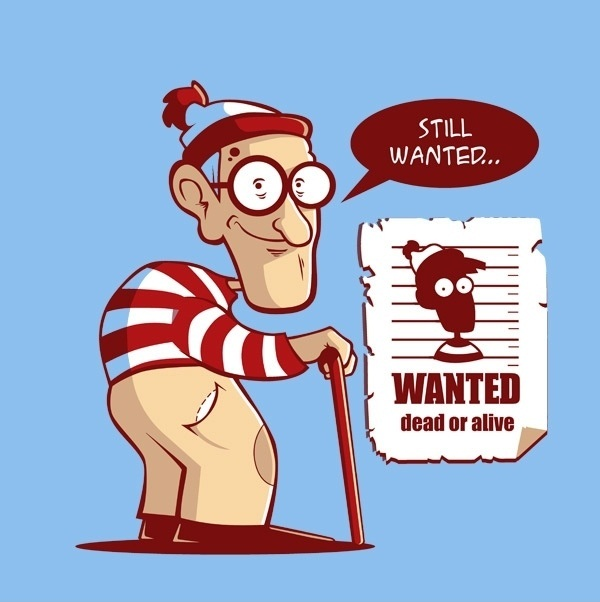 Where's Waldo Jokes