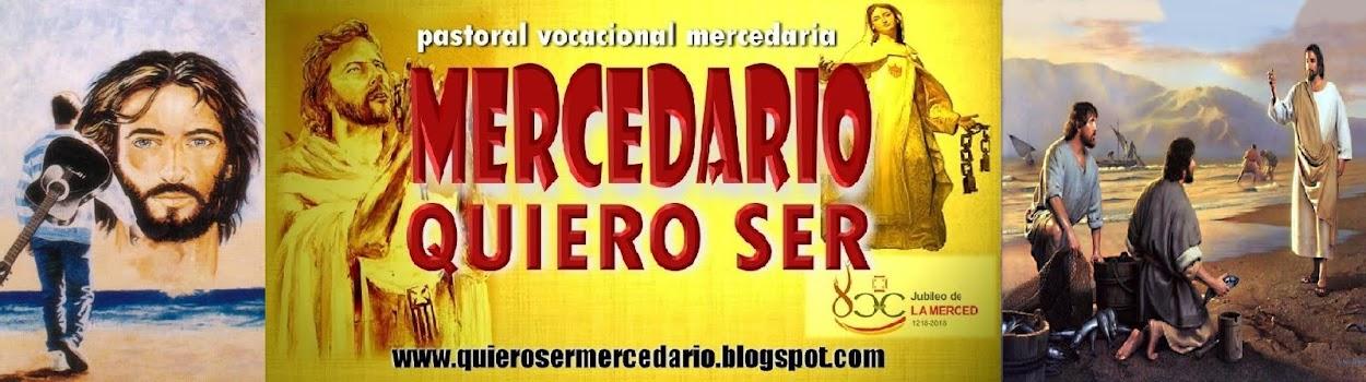 Vocacion Mercedaria