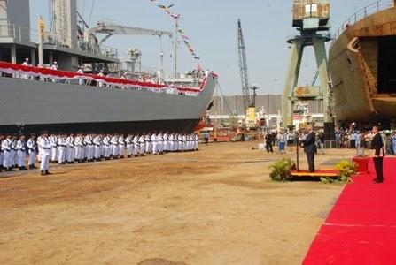 KRI Tarakan 905 Menuju World Class Navy