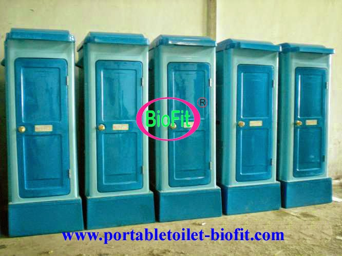 Toilet Portable Type C / KLIK GAMBAR