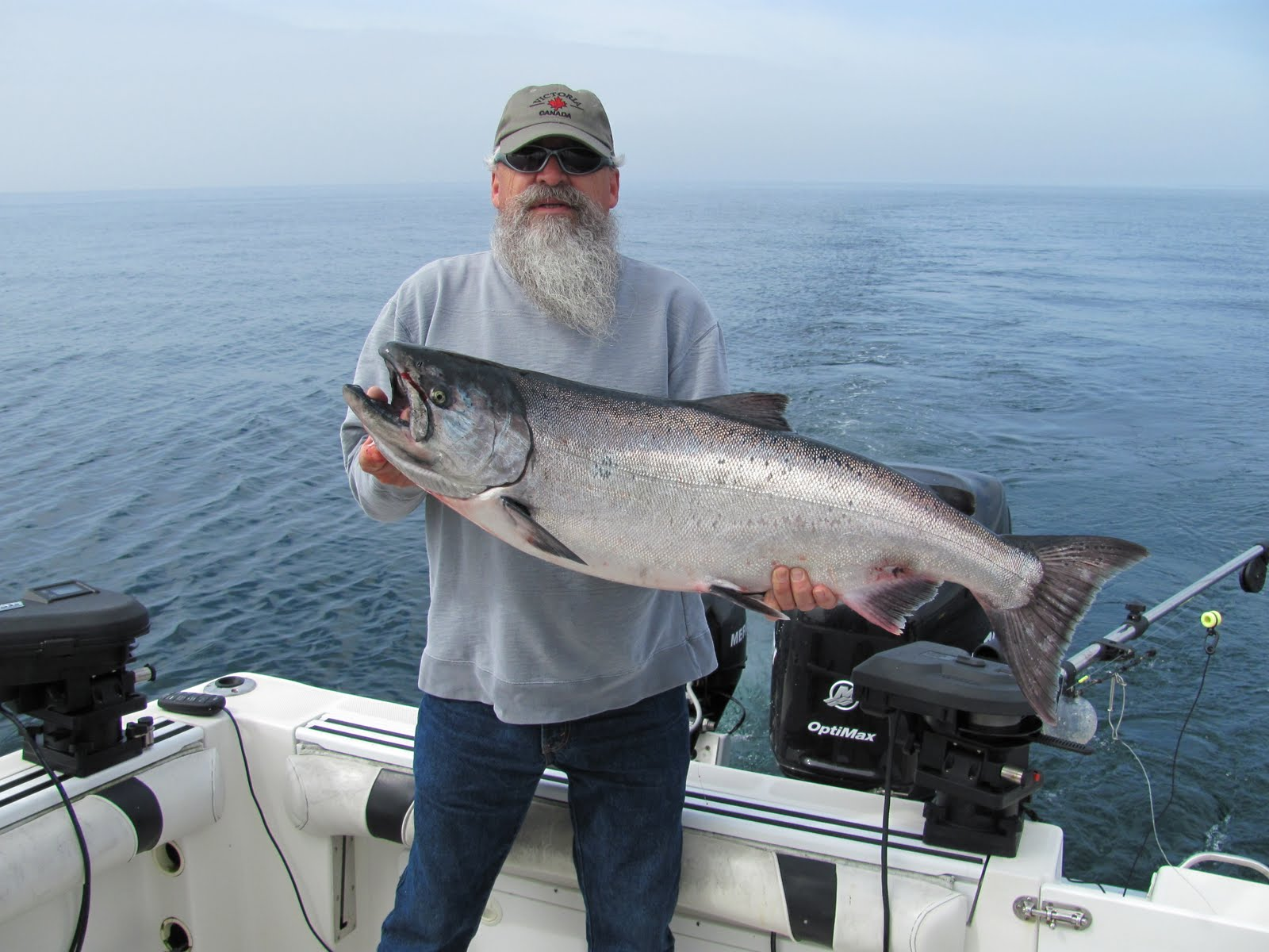 Sooke fishing report august 30