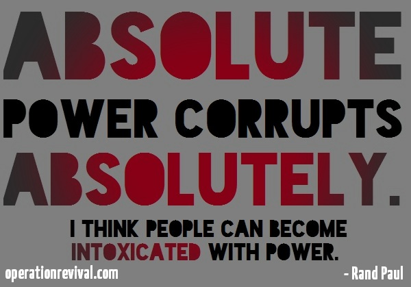 power corrupts but absolute power corrupts absolutely animal farm essay One who has power can lose the sense of right and wrong so that morals do not matter absolute power corrupts those who possess it this can be seen throughout history, such as during world war ii, and proven by the actions of napoleon in the allegory animal farm by george orwell.