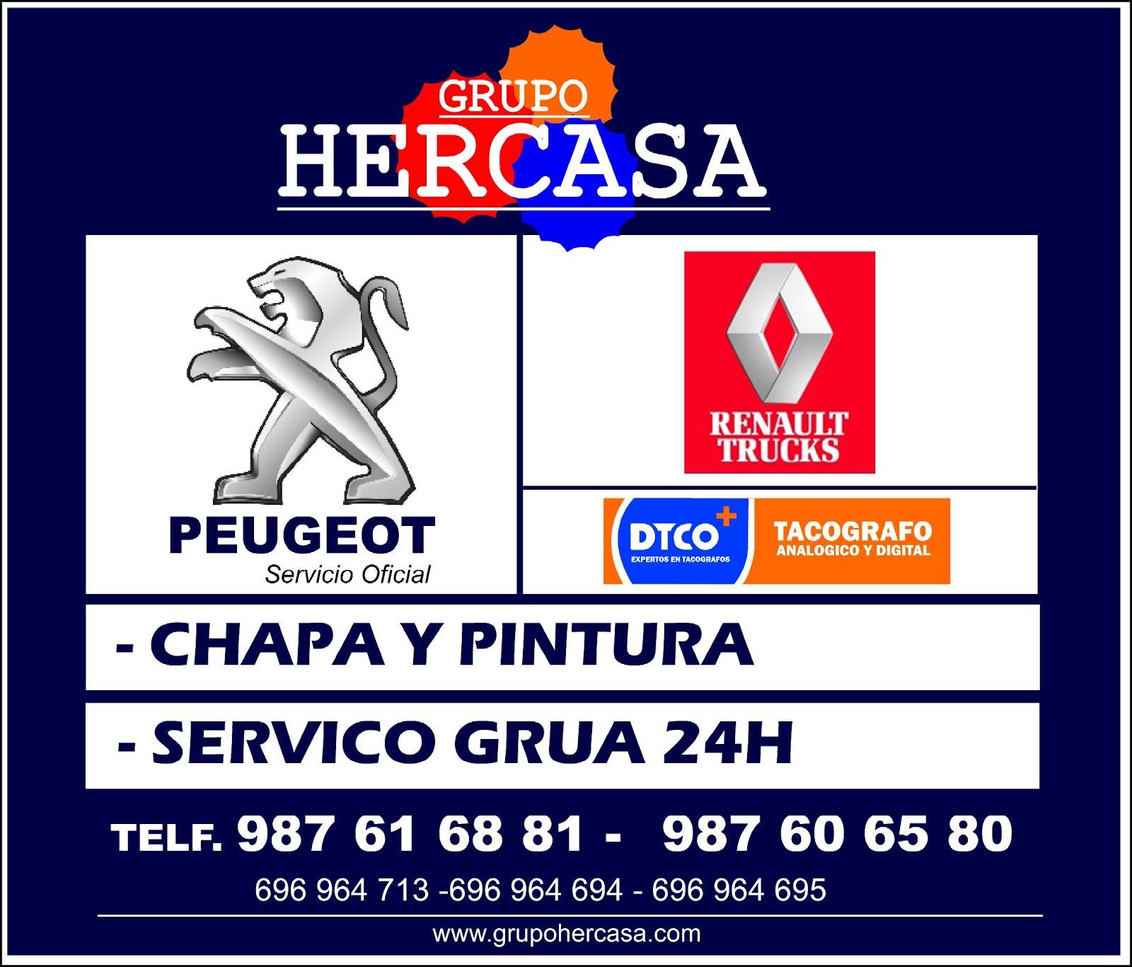 TALLERES HERCASA