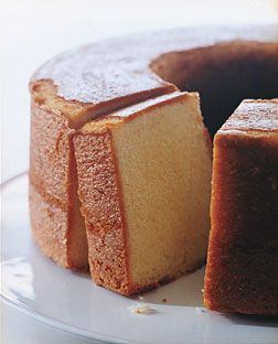 Elvis Presley's Favorite Pound Cake | Coleens Recipe Blog
