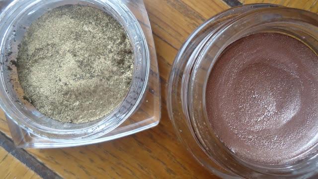 fards crèmes l'oréal et maybelline