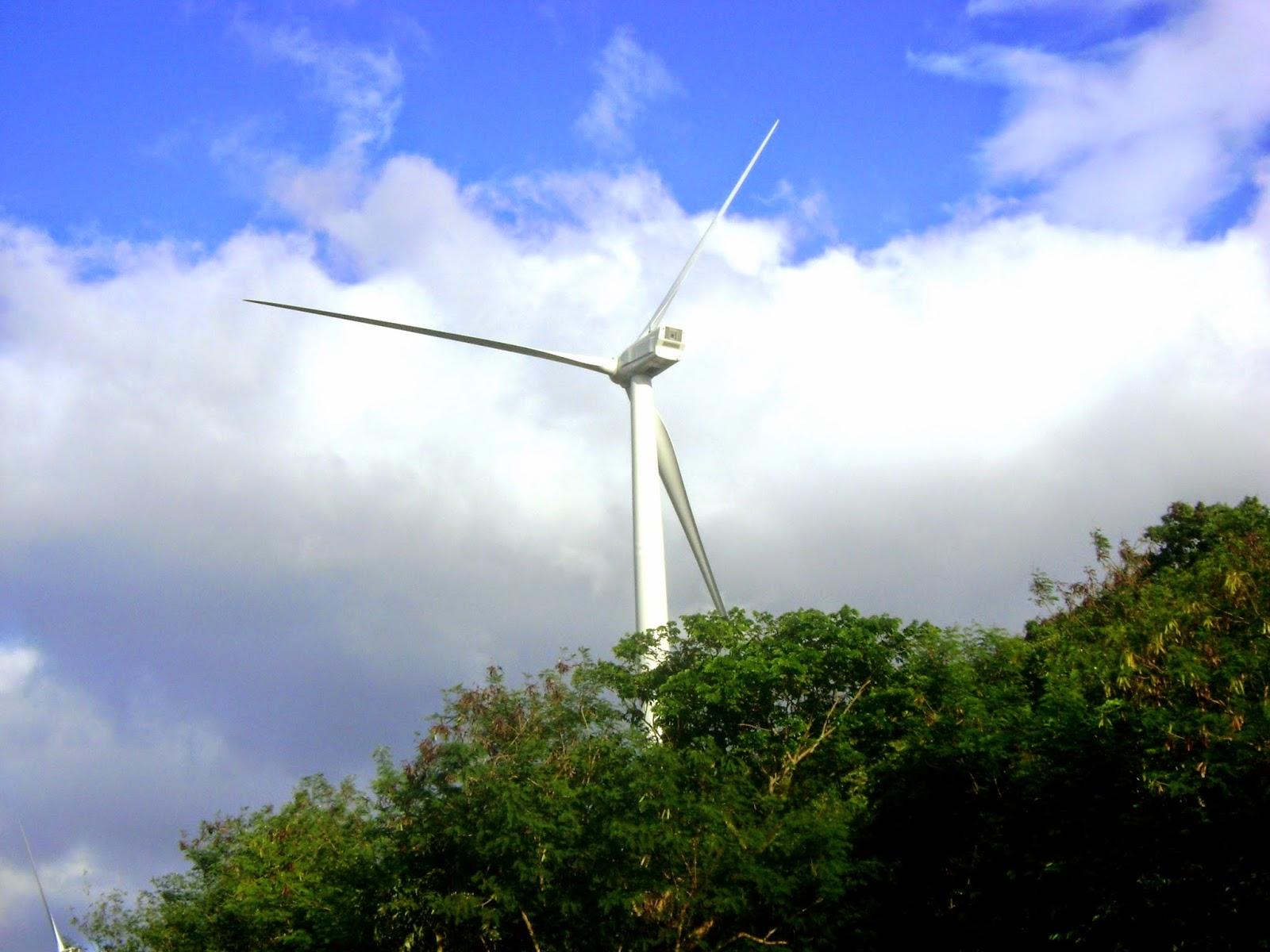 wind mills burgos, ilocos norte