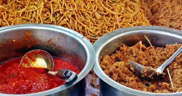 Mie Caluk, Spaghetti ala Aceh yang Menggoda