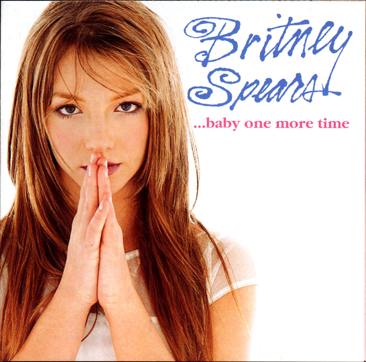 DESTACO MIS TEMAS FAVORITOS DEL DISCO DE LOS CUALES HICE VIDEOS    Britney Spears Baby One More Time Album Cover