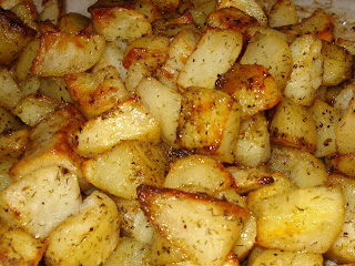 theArtisticFarmer: Lemon Roasted Potatoes