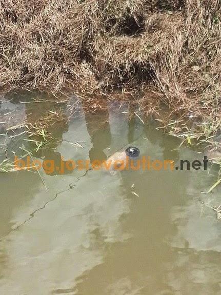 Mayat Bayi Ditemui Dalam Tali Air