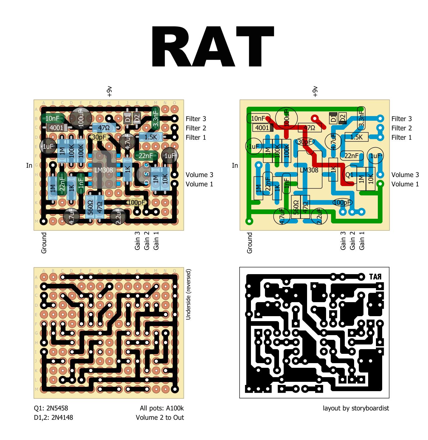 weird rat power issue
