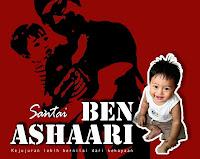 Ben Ashaari Blogger lelaki Kacak