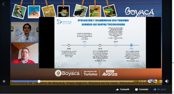 En Boyacá, las TIC son fundamentales en el desarrollo del turismo