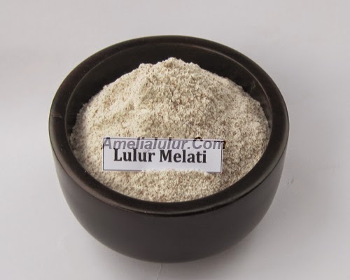 Lulur Melati - Body Scrub Jasmine