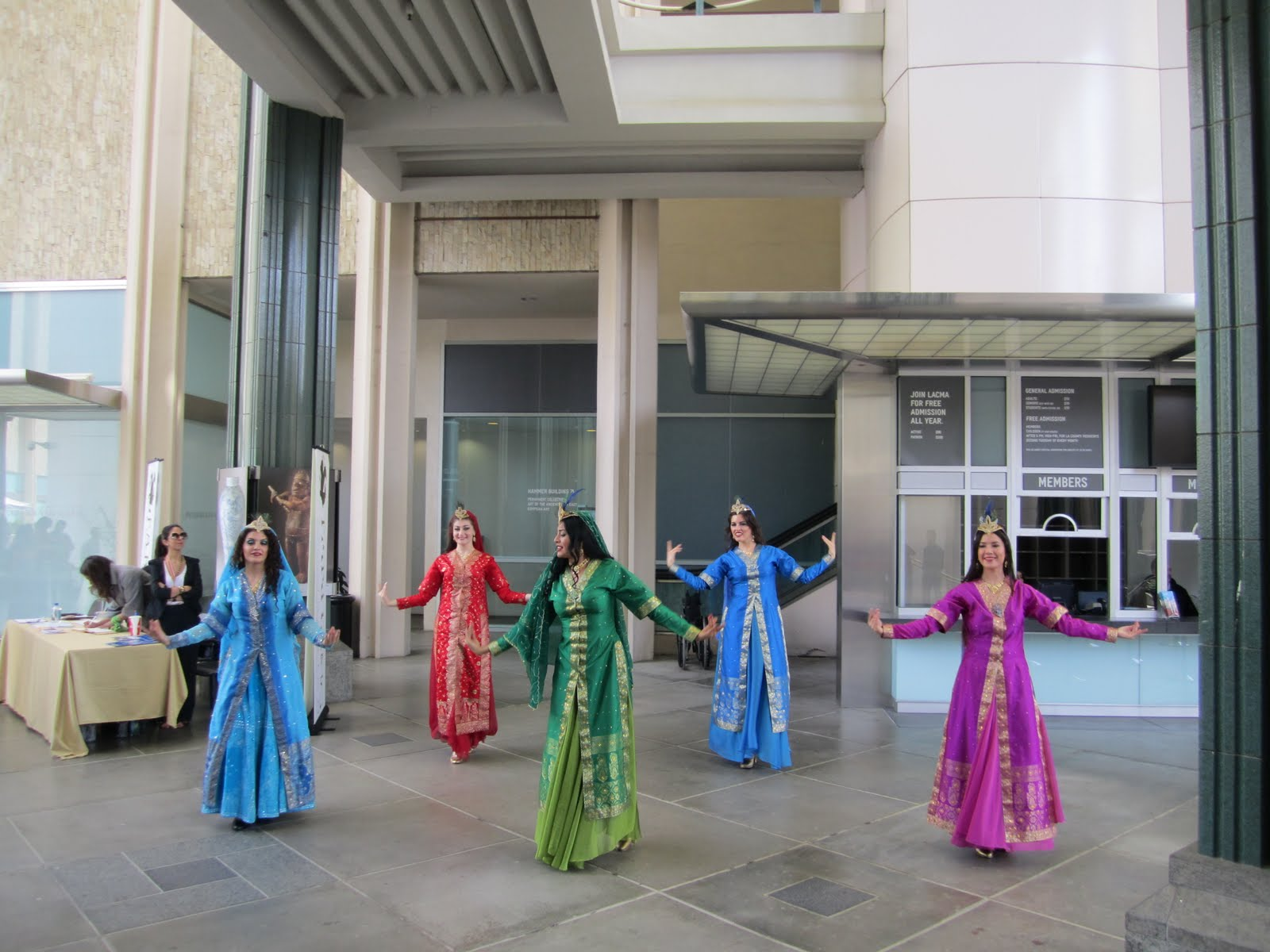 ... : Nowruz Persian New Year at LACMA Los Angeles County Museum of Art