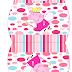 Peppa Pig Fairy: Free Printable Pillow Box.