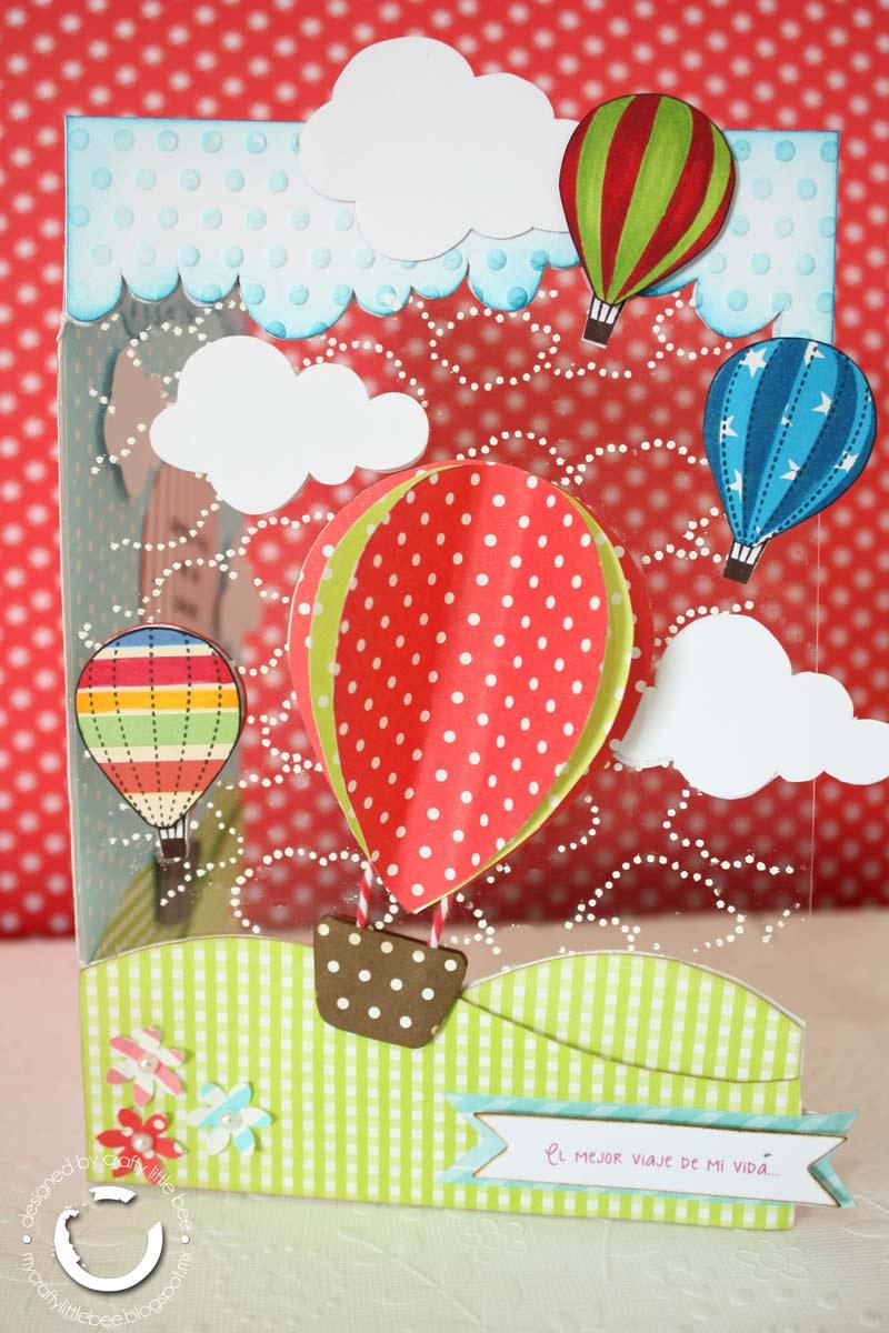Globos de fomi decorados imagui - Globos aerostaticos infantiles ...