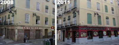 Mejora del Paisaje Urbano Histórico del Centro de Málaga, El Almacén del Indiano