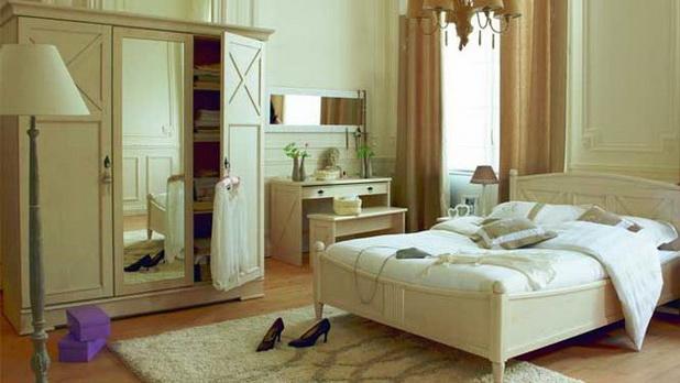 Chaise Cuisine Bois Clair : couleur chambre à coucher inspiration chambre