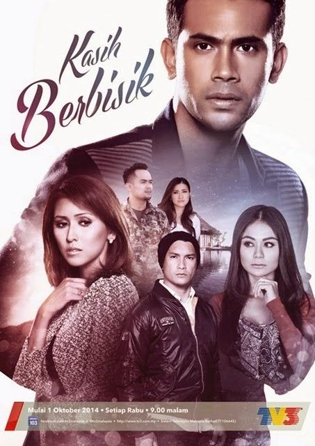 Sinopsis Drama Kasih Berbisik Lakonan Remy Ishak Di TV3