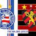 Ficha do jogo: Bahia 3x2 Sport - Copa do Nordeste 2015 | Semifinais