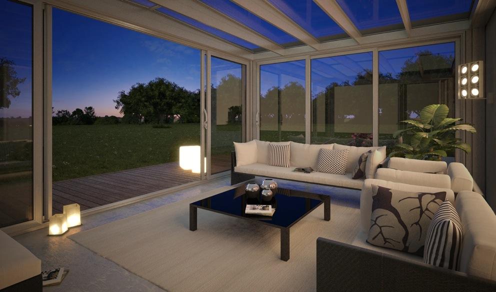Archi love il giardino d 39 inverno della tua casa dei sogni for Casa dei sogni personalizzata