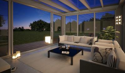 Archi love il giardino d 39 inverno della tua casa dei sogni for Personalizza la tua casa dei sogni