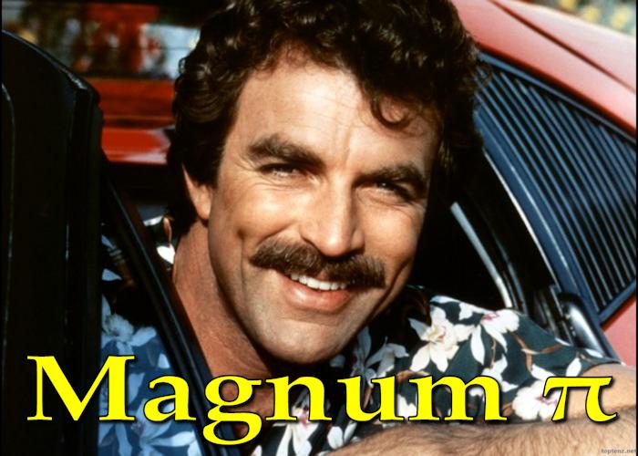 Magnum π