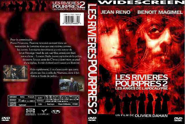 Review Sinopsis Film  Les Rivieres Pourpres (The Crimson Rivers)
