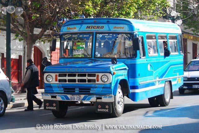 Ônibus de La Paz