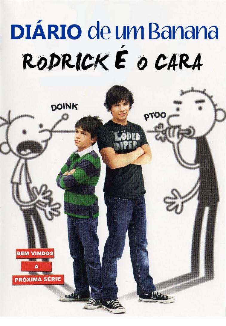 Diário de Um Banana 2: Rodrick é o Cara – Legendado (2011)