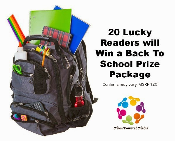 Back To School Tech Back Pack Giveaway - Sweepstakes