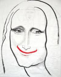 Olga Kitt 21 Century Mona Lisa