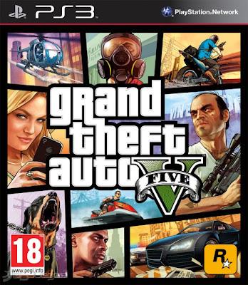 GTA 5 [PS3] [EUR] [4.46]