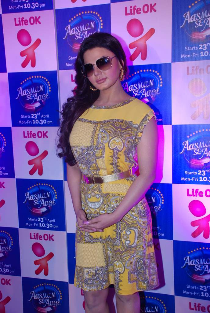 Rakhi Sawant Life OK -  Rakhi Sawant at Life OK show press meet