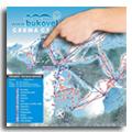 Карта Буковель