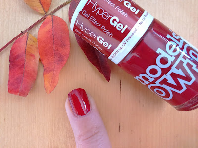 Models Own Twilight HyperGel in Marsala