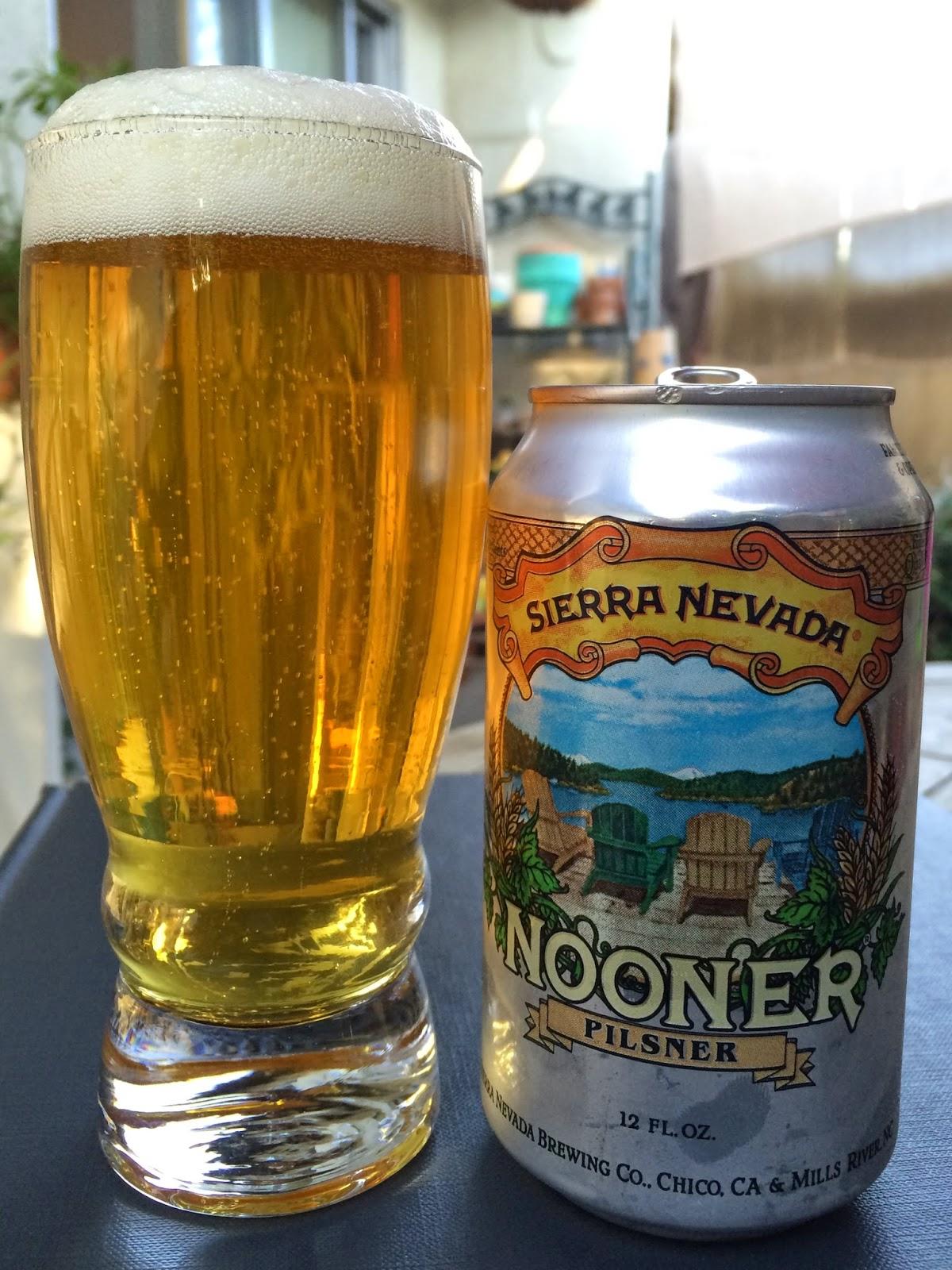 Sierra Nevada Nooner Pilsner 1