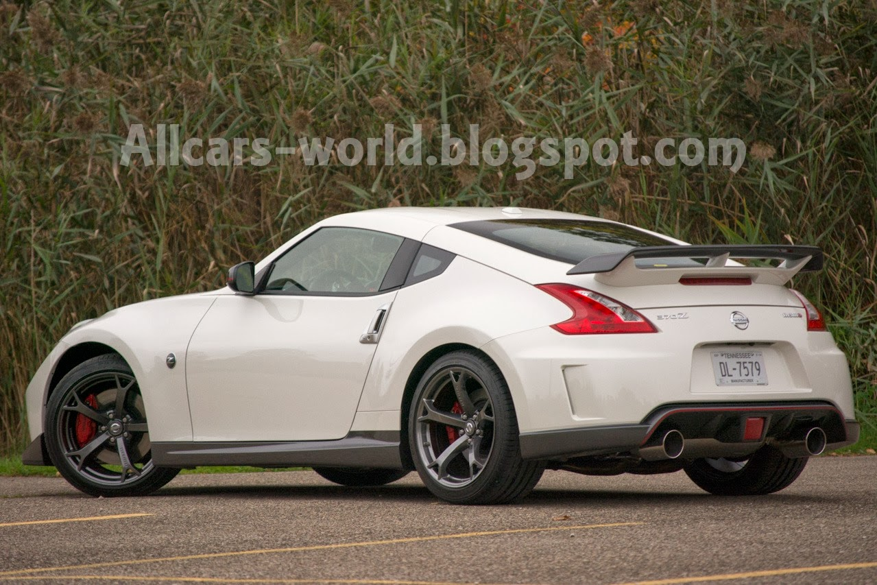 Automotive News 2014 Nissan 370z Nismo