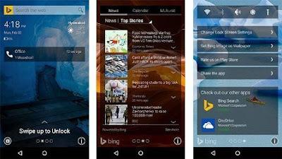 Download Gratis Aplikasi Lockscreen Android Paling Unik Ringan Terbaik Terkeren Terbaru 2016
