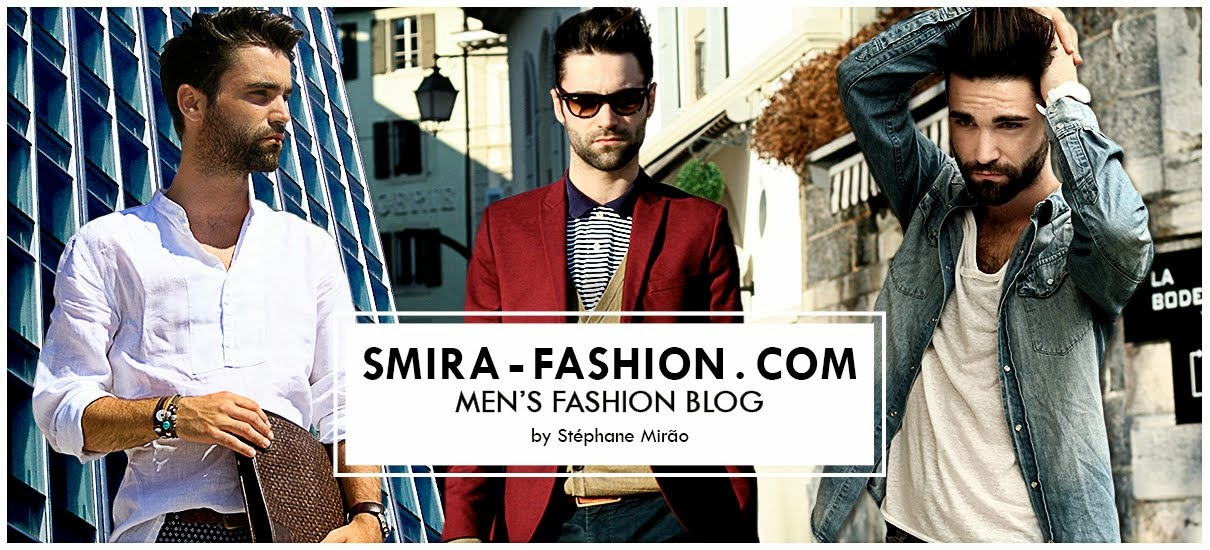 SMIRA - MEN'S FASHION BLOG